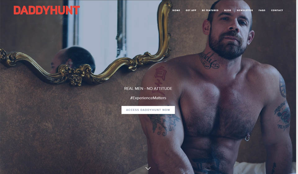 Daddyhunt Review