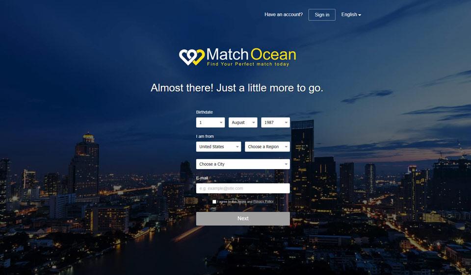 MatchOcean Opinión 2021