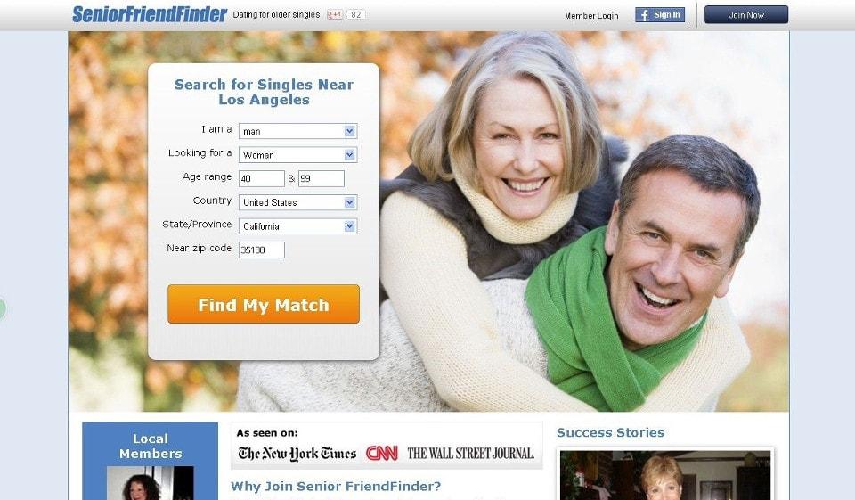 SeniorFriendFinder Recensione 2021