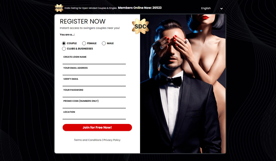 Swingers Date Club im Test 2021