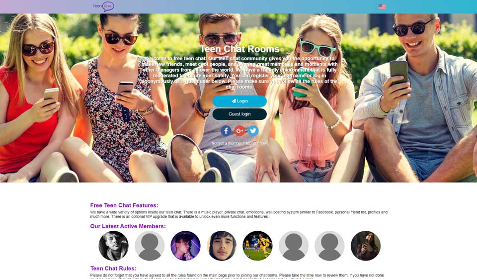 TeenChat im Test 2021