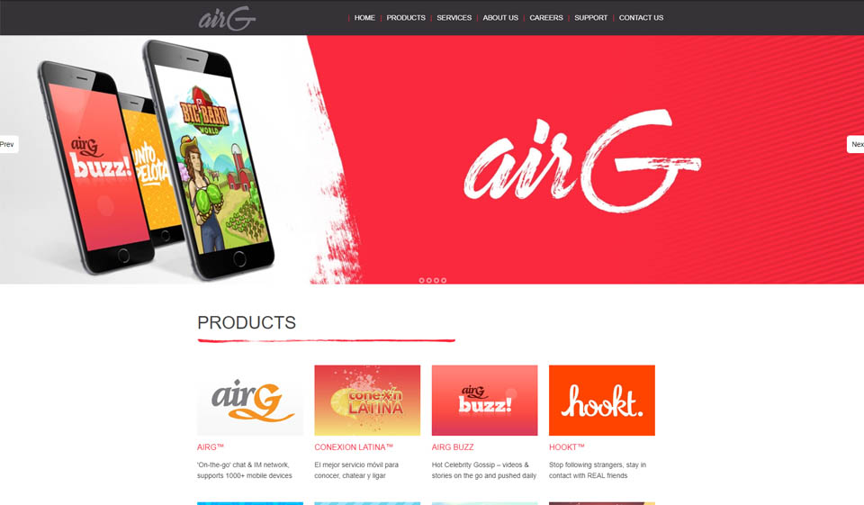 AirG Review
