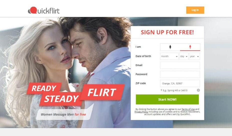 Quickflirt Test 2021
